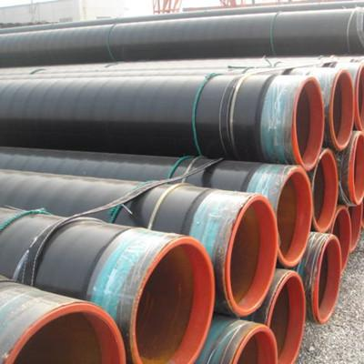 API 5L Grade X65 PSL2 3LPE Coated Pipe LSAW 457.2mm x 11.91mm