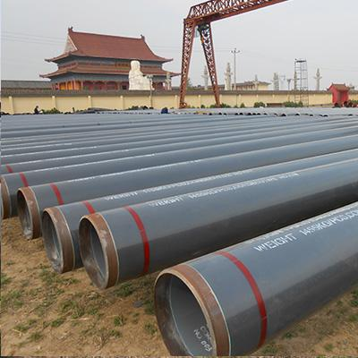API 5L X 70 PSL2 FBE Coating Pipe 8 1/2 Inch Schedule 40 Hot Rolled