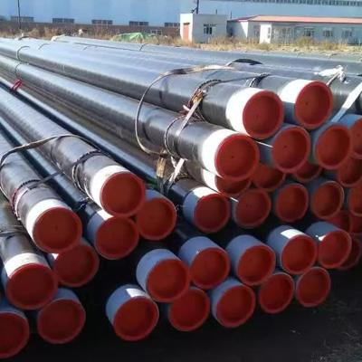 API 5L X52 PSL1 SSAW Pipe 3LPE Coating 610mm SCH 10