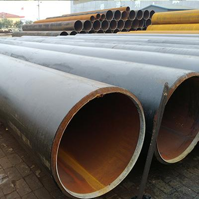 API 5L X60/X80 PSL2 Coating Pipe OD 60.3 Thickness 3.9mm Welded