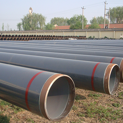 API 5L X70 FBE Coated Steel Pipe 18 Inch SCH 40