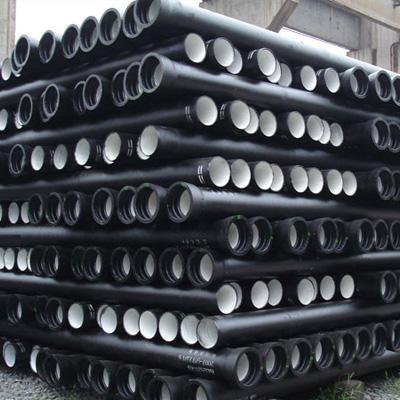 EN 545 Cast Iron Pipe K9 DN200 Cement Coat