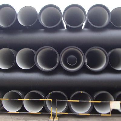 ISO 2531 Ductile Iron Pipe Casting DN 300 C40 PN16 Coating