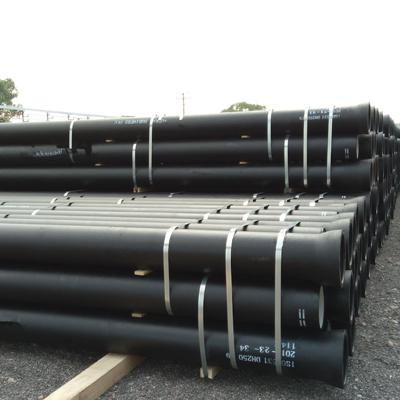 ISO 2531 K9 Ductile Iron Pipe Casting DN700 PN25