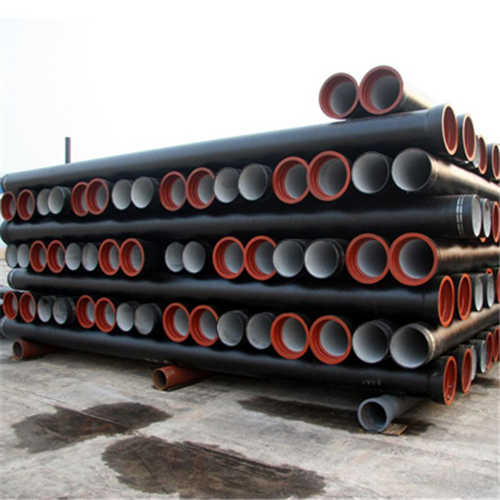 ISO2531 K9 Ductile Iron Pipe Seamless DN200 Anti-corrosion