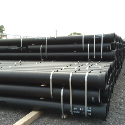 ISO2531 K9 Ductile Iron Pipes Casting DN600