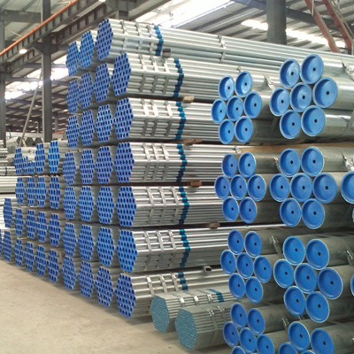 A106 Gr.B Hot Dipped Galvanized Pipe Hot Rolled 101.6 x 6.3mm BE