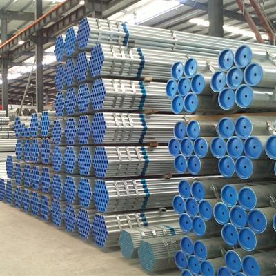 A106 Gr.B Seamless Galvanized Pipe Hot Rolled 4 Inch SCH 40 BE