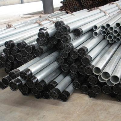 A53 BS1387 Galvanized Steel Pipe 1 Inch SCH 40 Hot Rolle