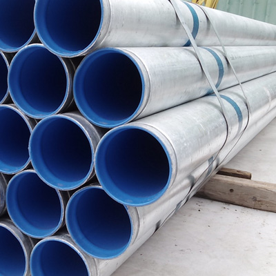 A53 Gr.B Seamless Galvanized Pipe Hot Rolled 2 Inch SCH 20 BE