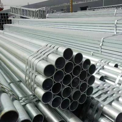API 5L Gr.B Galvanized Steel Pipe Hot Rolled 4 X 1/4 Inch BE