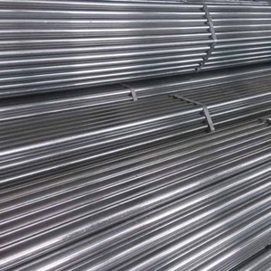 ASTM A106 Galvanized Seamless Pipe, 1 Inch, SCH 20, 6M