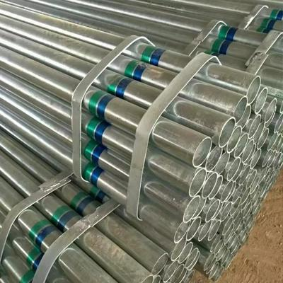 ASTM A106 Galvanized Steel Pipe Hot Rolled 2 Inch SCH 40