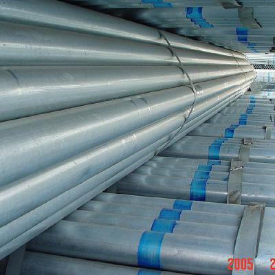 ASTM A500 Galvanized GI Steel Pipe 1M*2M*80MM Hot Rolled