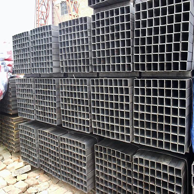 ASTM A500 Gr.B Galvanized Square Pipe 20mm x 20mm x 1.6mm x 6000mm