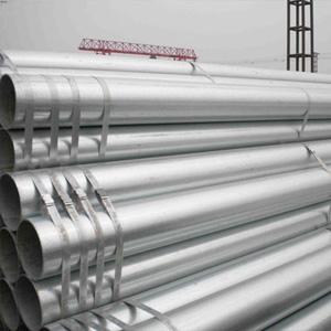 ASTM A53 Gr.B Galvanized Pipe, SCH STD, 2 Inch, 6M, BE
