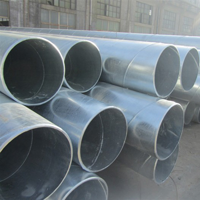 ASTM A53 Gr.B Galvanized Welded Pipes ASME B36.10