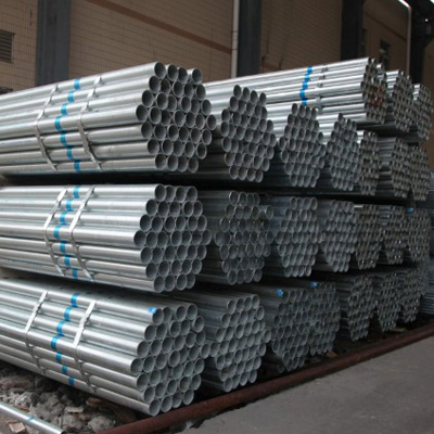 ASTM A53 Seamless Galvanized Steel Pipe Hot Rolled DN50