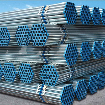 OD42.2mm*WT3.56mm*L6.00M ASTM A53 GR.B Seamless Hot-dip Galvanized Pipe Plain Ends B16.10