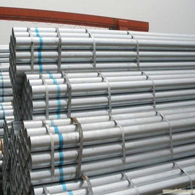 BS 1387 Galvanized Steel Pipe 2 Inch SCH 10