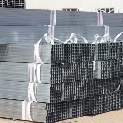Galvanized Square Steel Pipe Hot Rolled 50mm x 50mm x 2.0mm