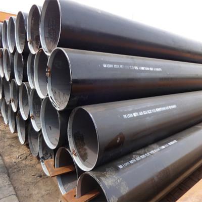 A53 Gr.B Carbon Steel LSAW Pipe DN600 SCH 40 Galvanized
