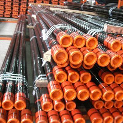 API 5CT N80 Tubing Pipe EUE 3 1/2IN OD 9.3 LB/FT