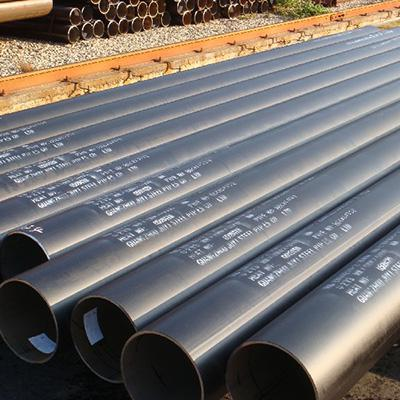A333 Gr.6 Low Temperature Carbon Steel Seamless Pipe 10 Inch SCH 80