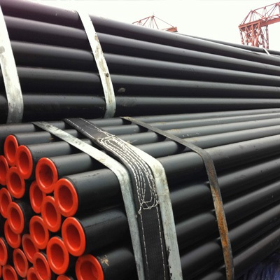 ASTM A333 GR 6 Low Temperature Pipe 4 Inch SCH 40 Hot Rolled
