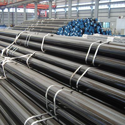 ASTM A333 Grade 6 Low Temperature SMLS Pipe 48.3*7.14mm