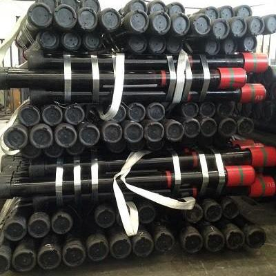 API 5CT K55 Casing Pipe 4 1/4 Inch R2 Hot Rolled Black Painting
