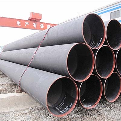 A671 Gr CC70 CL22 LSAW Pipe 20 Inch SCH 30 Anti-Corrosion