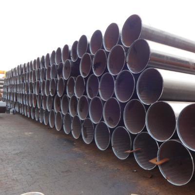 ASTM A53 Gr.B LSAW Steel Pipe 36 Inch SCH 20 Black