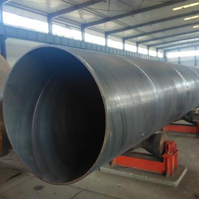 EN10219 SSAW Steel Pipe S275JR DN1200 SCH STD Black