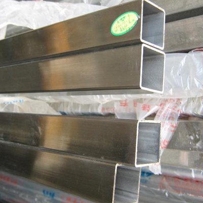 316 Stainless Steel Square Tube Cold Drawn 6 Meters