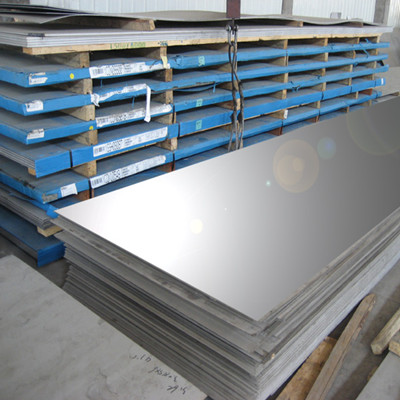 A240 316Ti Stainless Steel Plate 1500 x 3000 x 12mm BA/2B