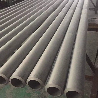A268 TP405 Stainless Seamless Steel Pipe 1 Inch SCH 40 Polished