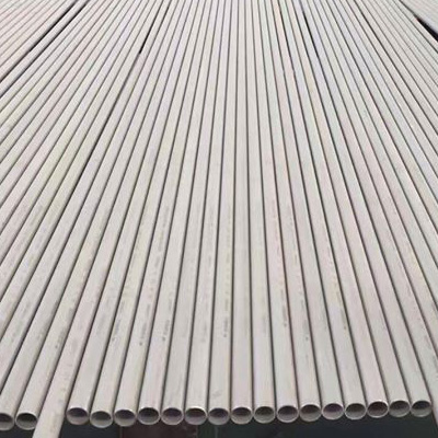 A268 TP410 Seamless Stainless Steel Pipe Cold Rolled