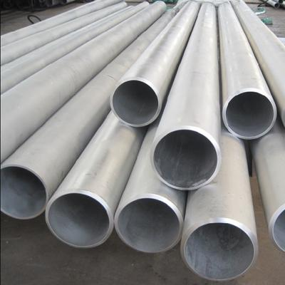 A269 316L Seamless Stainless Steel Pipe 16mm THK 1mm Cold Drawn
