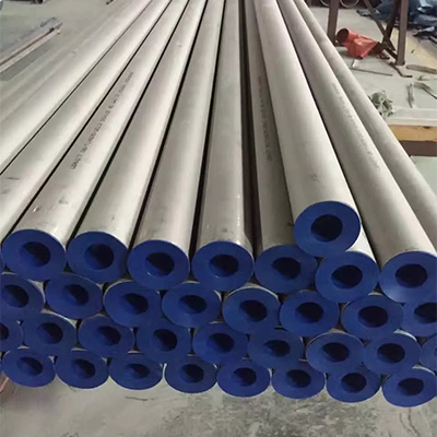 A312 Gr.TP304 EFW Stainless Steel Pipe DN50 SCH 10S Polished