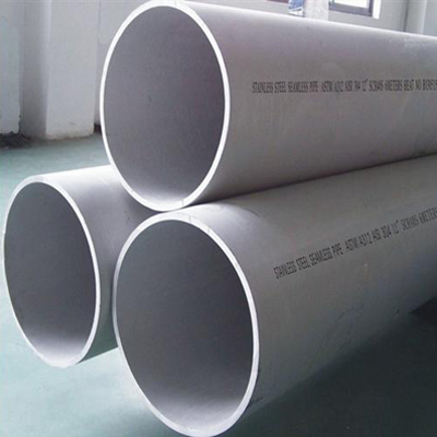 A312 TP304 Seamless Stainless Steel Pipe 4 Inch Schedule 20S