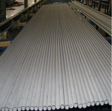 A312 TP321 Seamless Stainless Steel Tubing Cold Drawn 60.3mm X 5mm