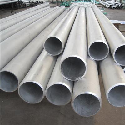 ASTM A269 TP316L Stainless Steel SMLS Pipe OD 35mm WT 1.5mm Cold Drawn