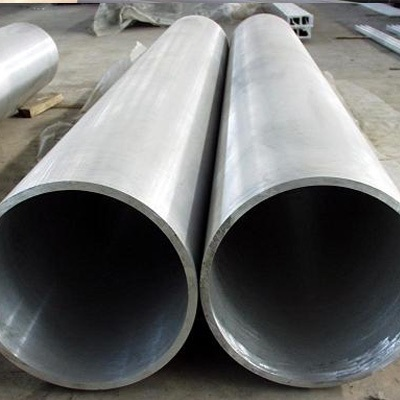 ASTM A312 904L Stainless SMLS Pipe 8 Inch SCH STD BE/PE