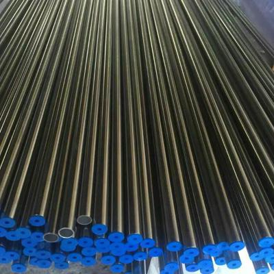 ASTM A312 Seamless Stainless Steel Pipe Cold Drawn OD 21mm