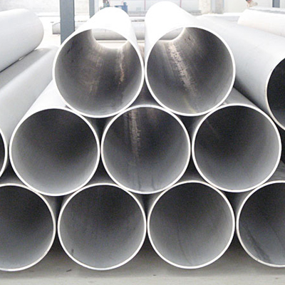 ASTM A312 TP 304 LSAW Pipe 48 Inch Manual Polished