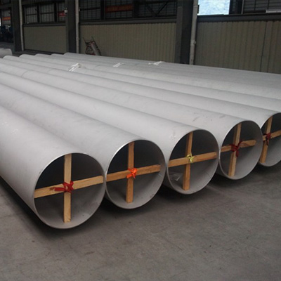 ASTM A312 TP 304 Stainless Seamless Pipe DN400 SCH 10S Pickling