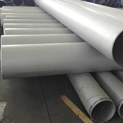ASTM A312 TP304L SS Welded Pipe 4 Inch SCH 10S Cold Drawn