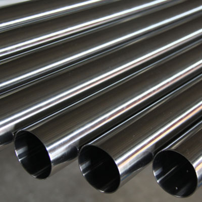 ASTM A554 Gr.304 Stainless Steel Pipe 50.8mm x 3.4mmm Polished