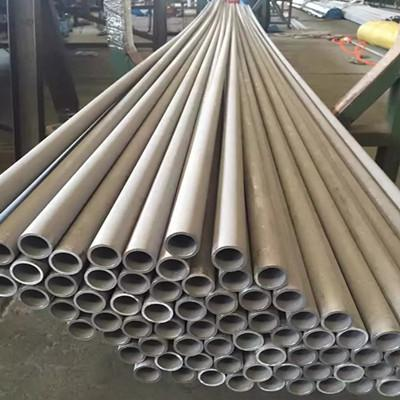 EN 10216-5 Seamless Stainless Pipe Cold Drawn 22mm x 2.5mm Pickling